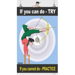 247 - If you can do - TRY