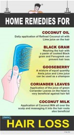 316 - Home remedies for HAIR LOSS