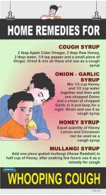 319 - Home remedies for WHOOPING COUGH