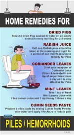 322 - Home remedies for PILES / HEMORRHOIDS
