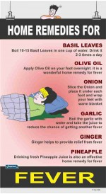 325 - Home remedies for FEVER