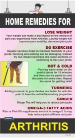 337 - Home remedies for ARTHRITIS
