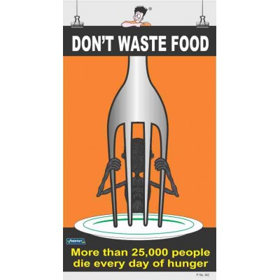 342 - Dont Waste Food