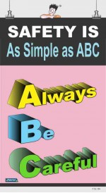 389 - SAFETY is as simple as ABC