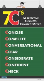 400 - 7 C's of Effective Business Communication