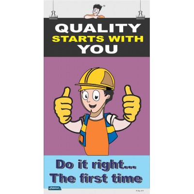 417 - Quality Starts With You