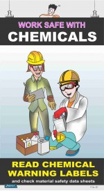 437 - Work safe with chemicals