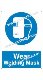 S0005 - Wear Welding Mask