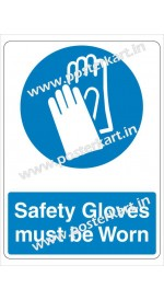 S0028 - Safety Gloves must be worn