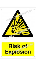 S0029 - Risk of Explosion