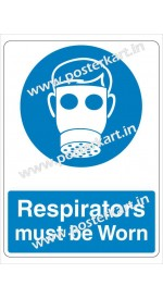 S0030 - Respirators must be worn