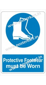 S0032 - Protective footwear must be worn