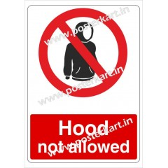 S0037 - Hood not allowed