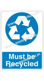 S0042 - Must be Recycled