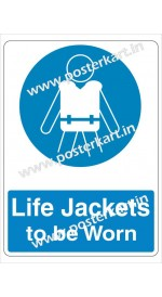 S0044 - Life Jackets to be worn
