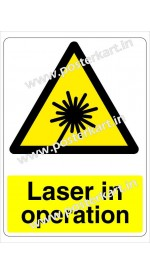 S0045 - Laser in Operation