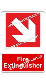 S0058 - Fire Extinguisher Right down