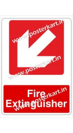 S0059 - Fire Extinguisher Left down