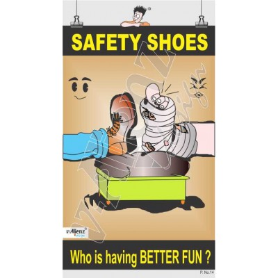014 - Safety Shoes
