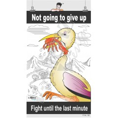 162 - Not going to Give up